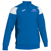 Templemore Swimming Club Joma Crewe III 1/4 Zip Sweatshirt Royal/White/Navy Youth 2019